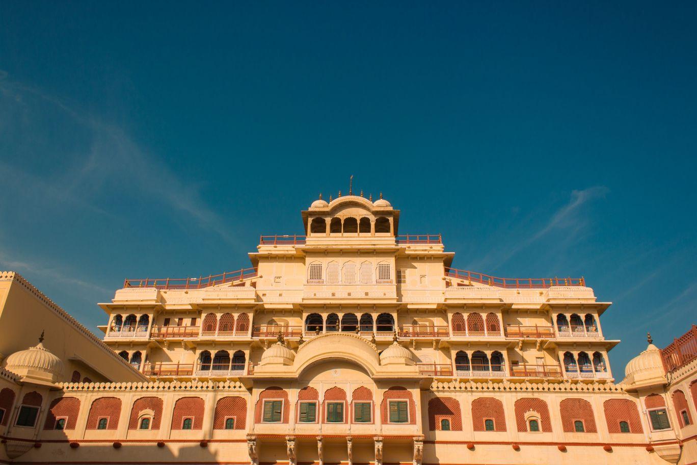Photo of City Palace By Darpan Agrawal