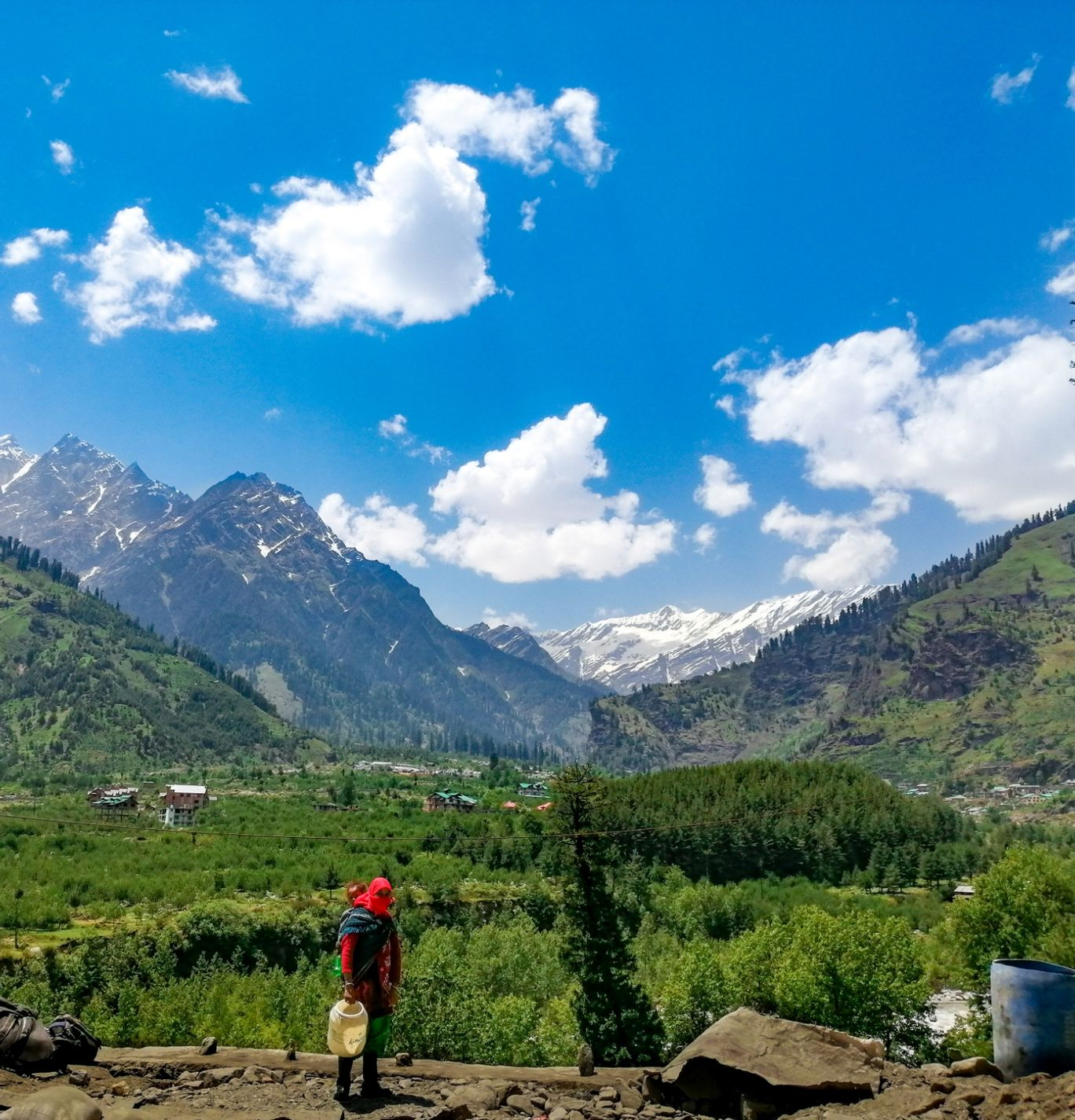 Photo of Solang Valley By Sachin Ghai