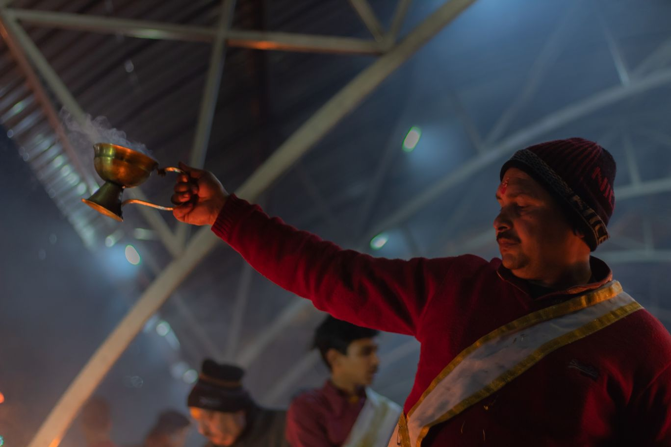 Photo of Triveni Ghat By Sachin Ghai