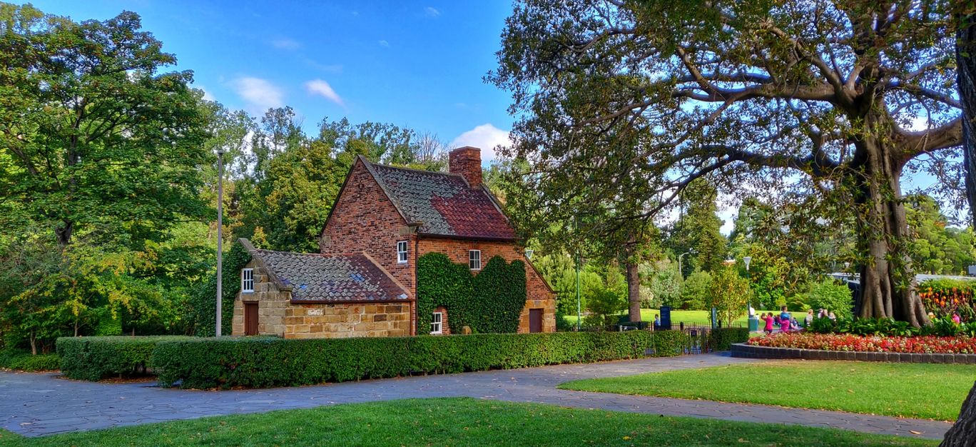 Photo of Cook's Cottage By Nishant Turekar
