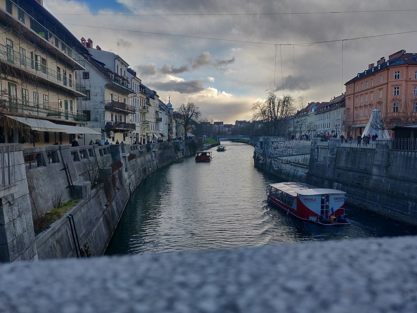 Photo of Ljubljana By Satya Naidu