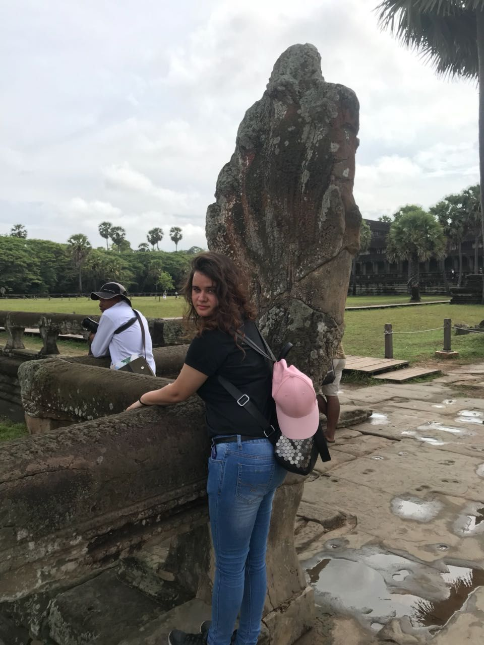 Photo of Siem Reap By ANDREA HALFHIDE
