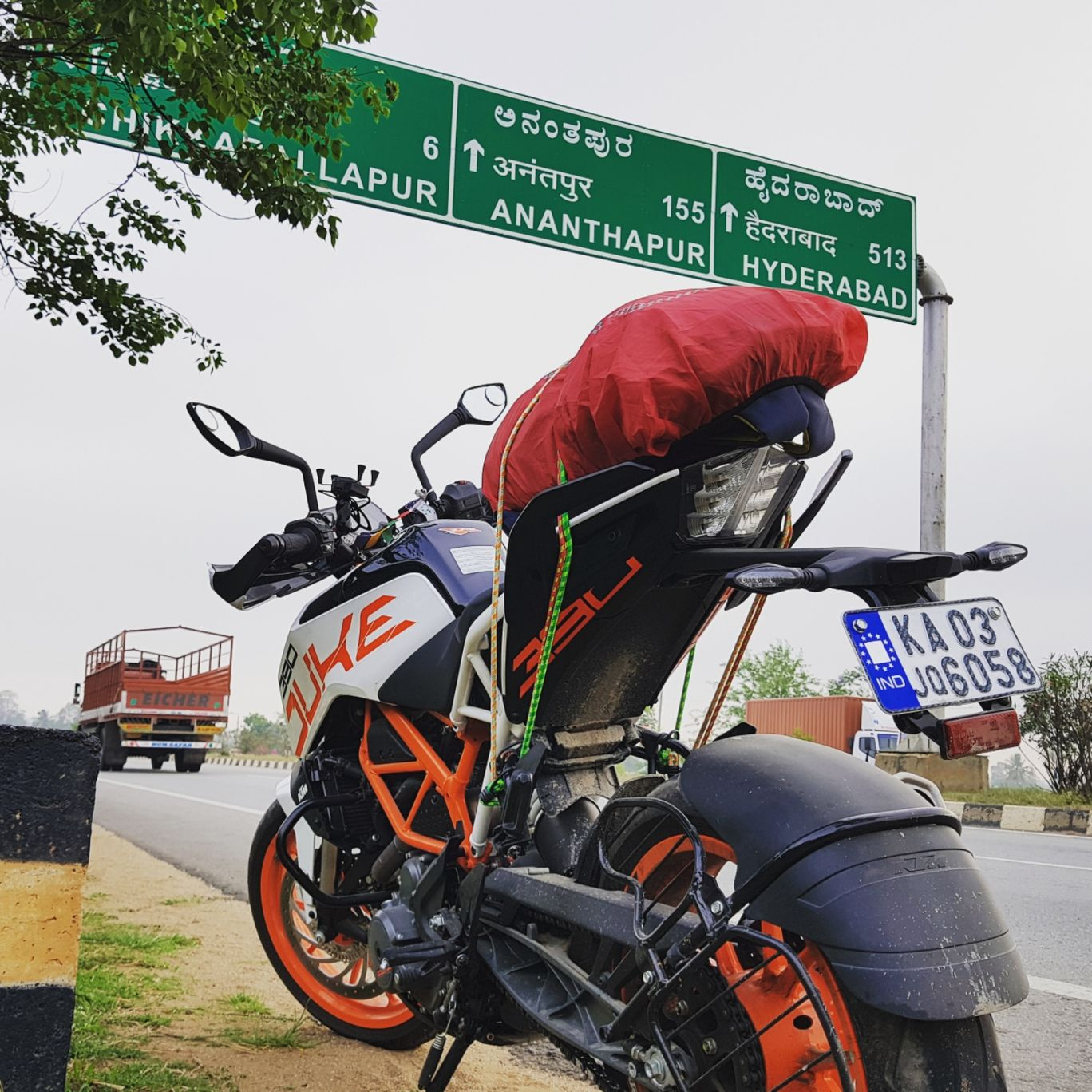 Photo of Bengaluru - Honnavar Road By Atul Malakar