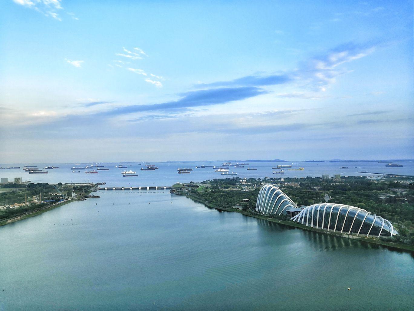Photo of Singapore By Ankit Shrivastava