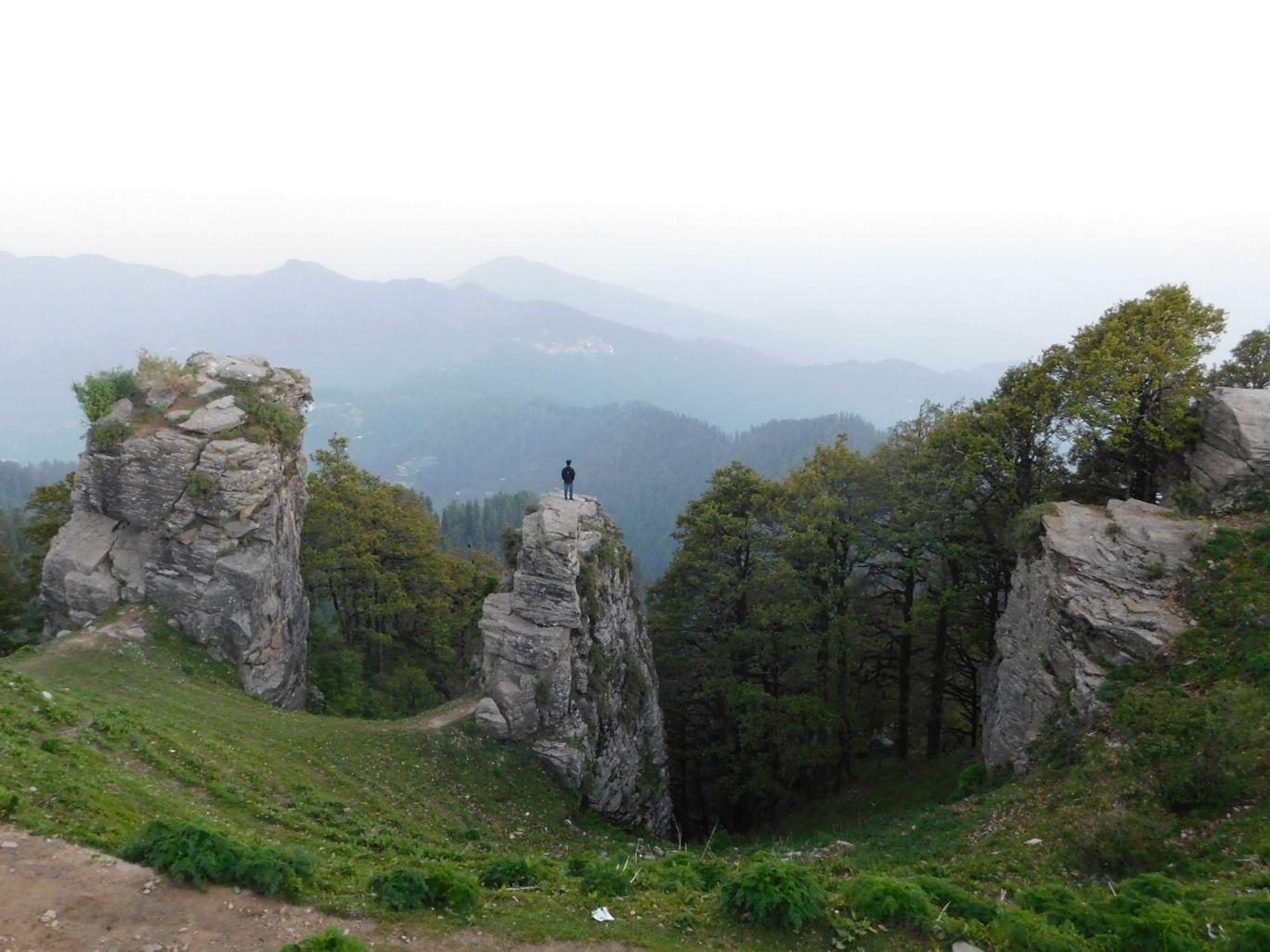 Photo of Hatu Peak By Vaibhav Ojha