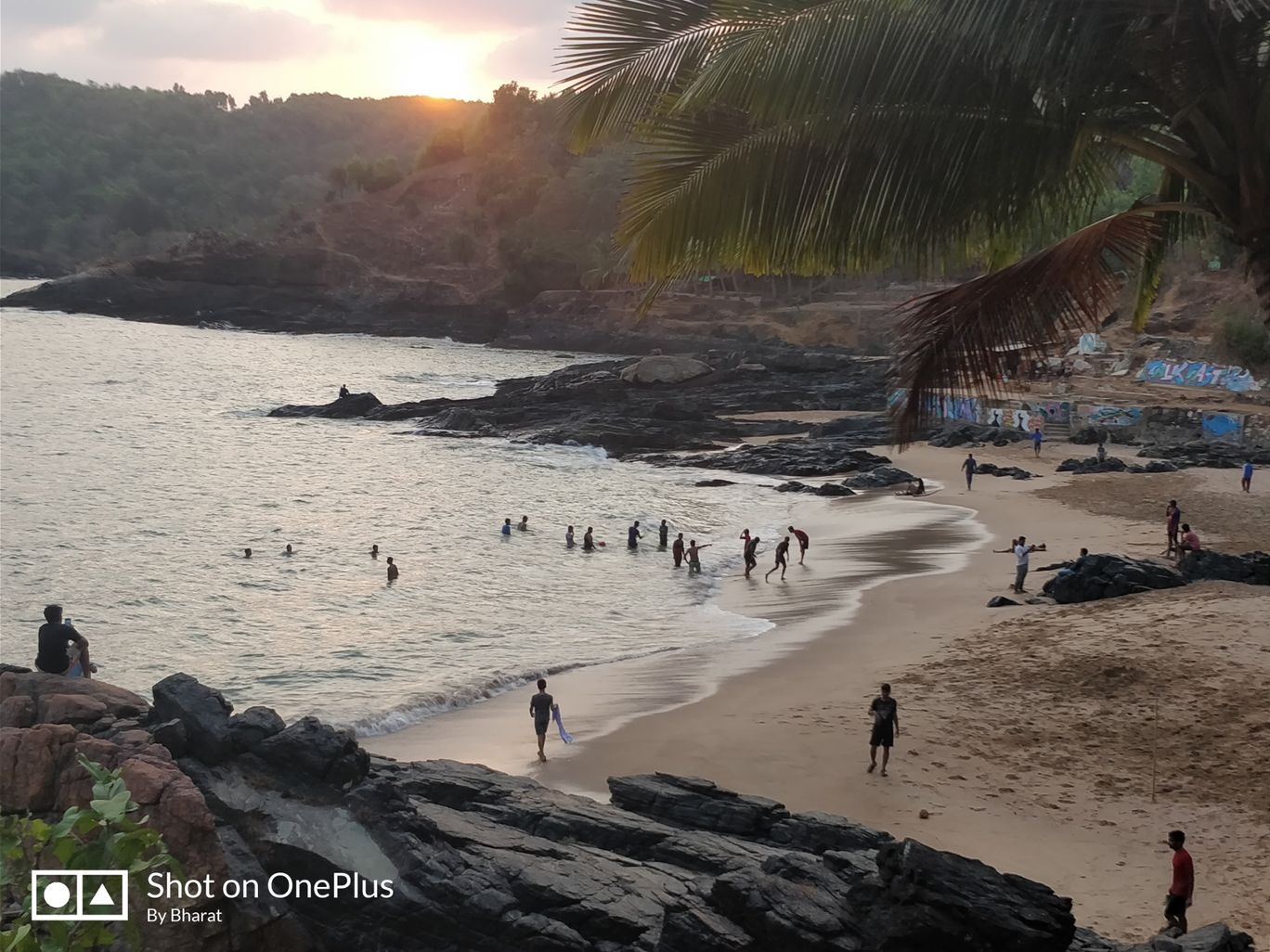 Photo of Paradise Beach By Bharat Yadagiri