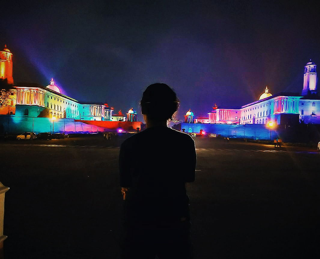 Photo of Rashtrapati Bhawan By SWARNIMA RAIKWAL