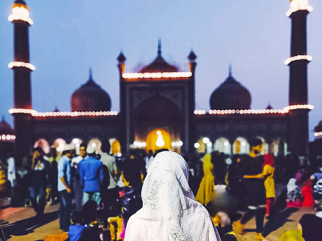 Photo of Jama Masjid By SWARNIMA RAIKWAL