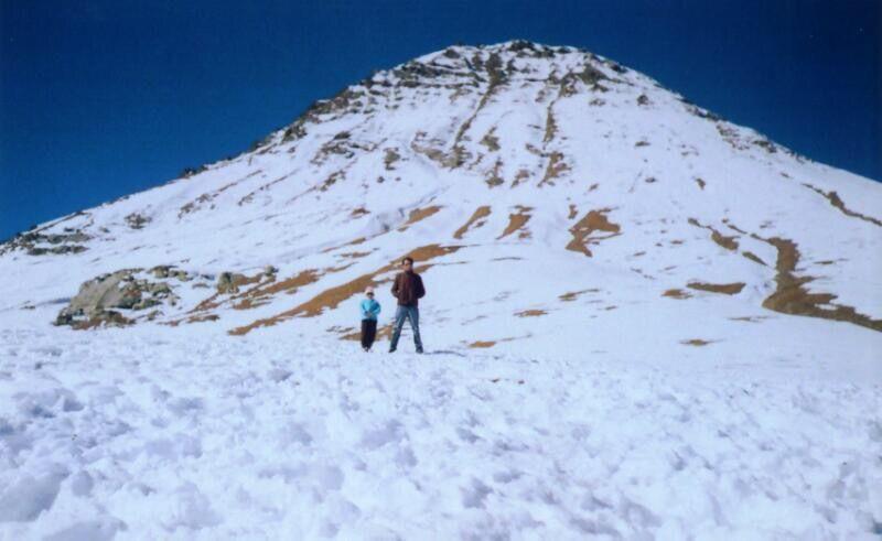 Photo of Rohtang Pass By Sanju Malhotra