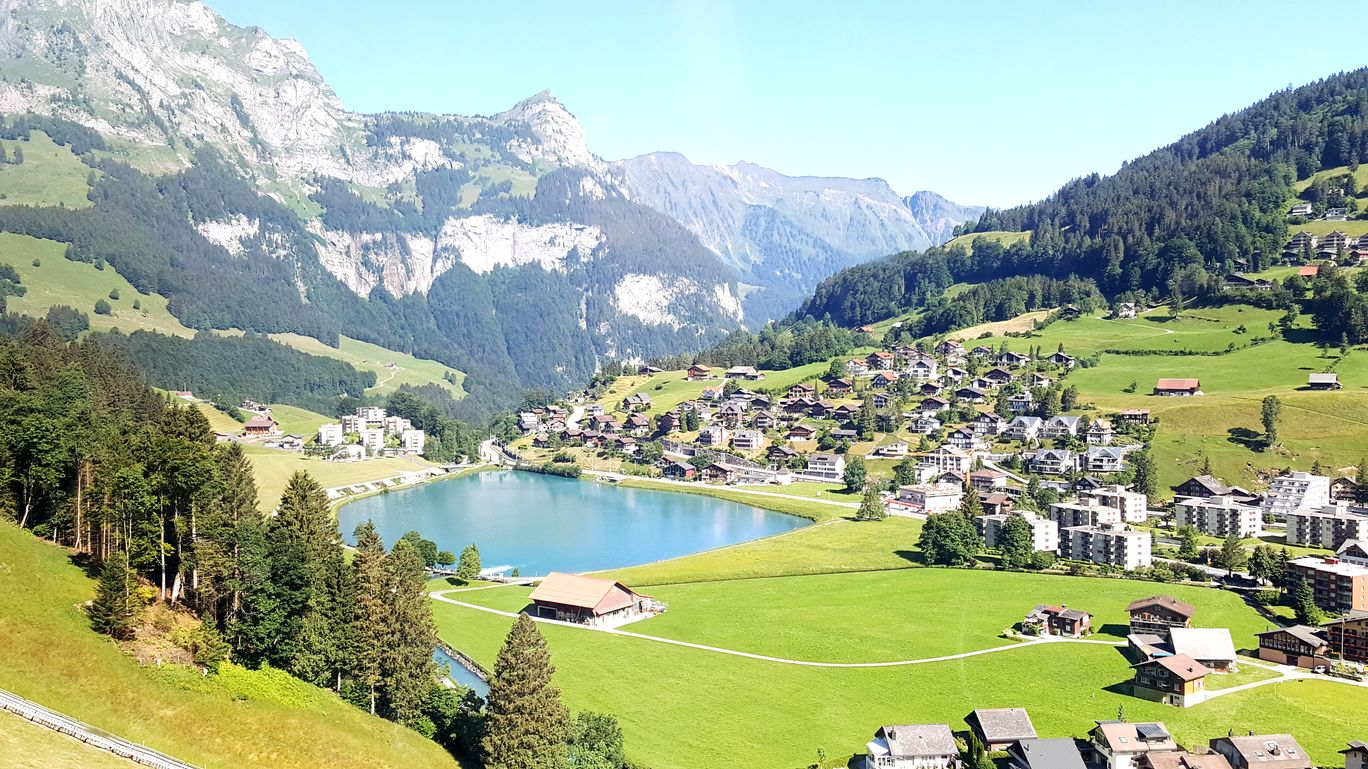 Photo of Engelberg By Neelesh Saladi