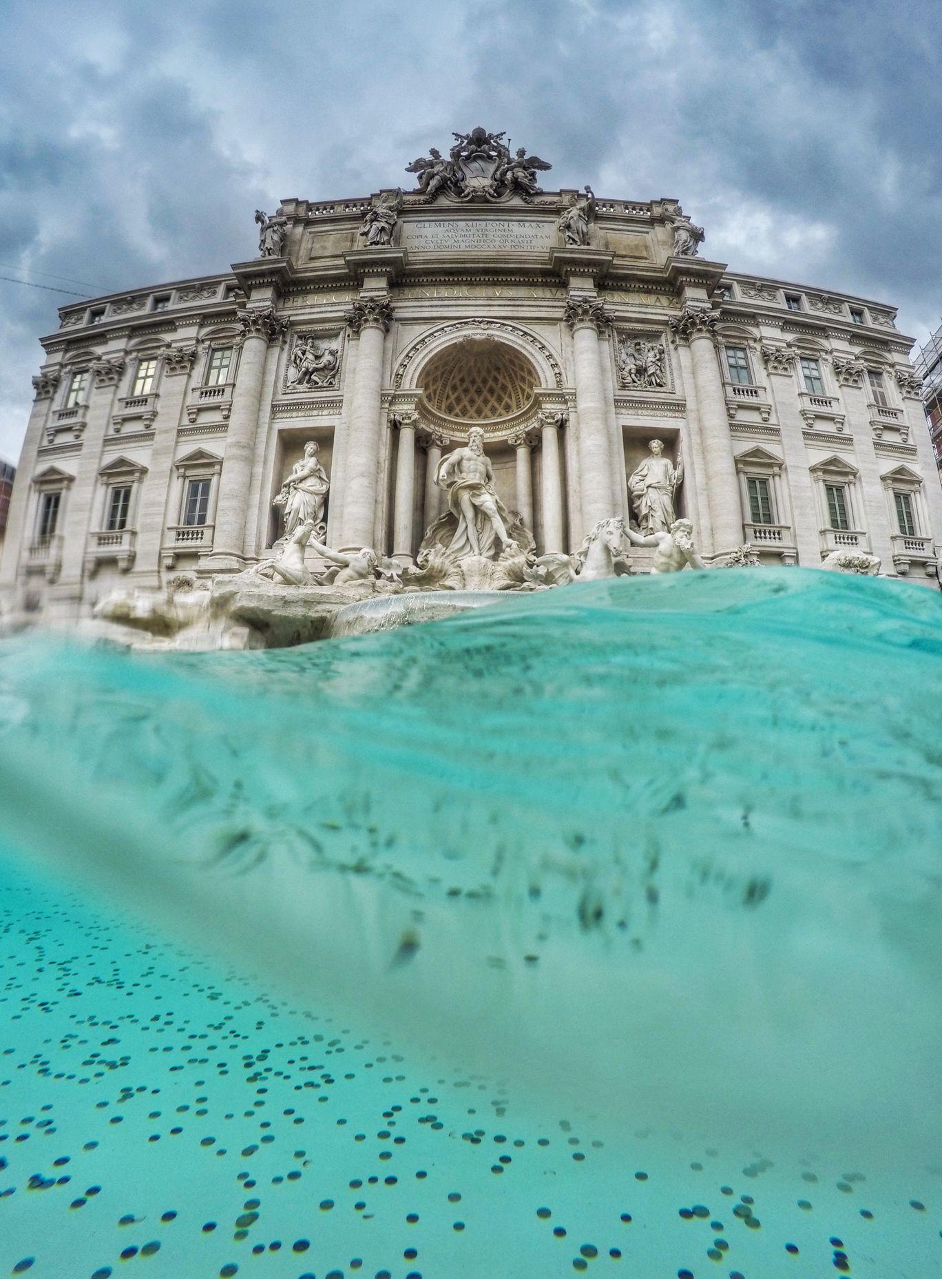 Photo of Fontana di Trevi By Antonella S