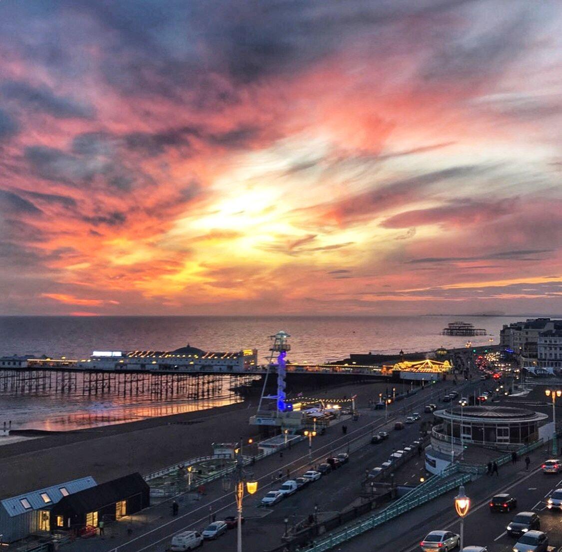 Photo of Brighton By Shubhi Bharal