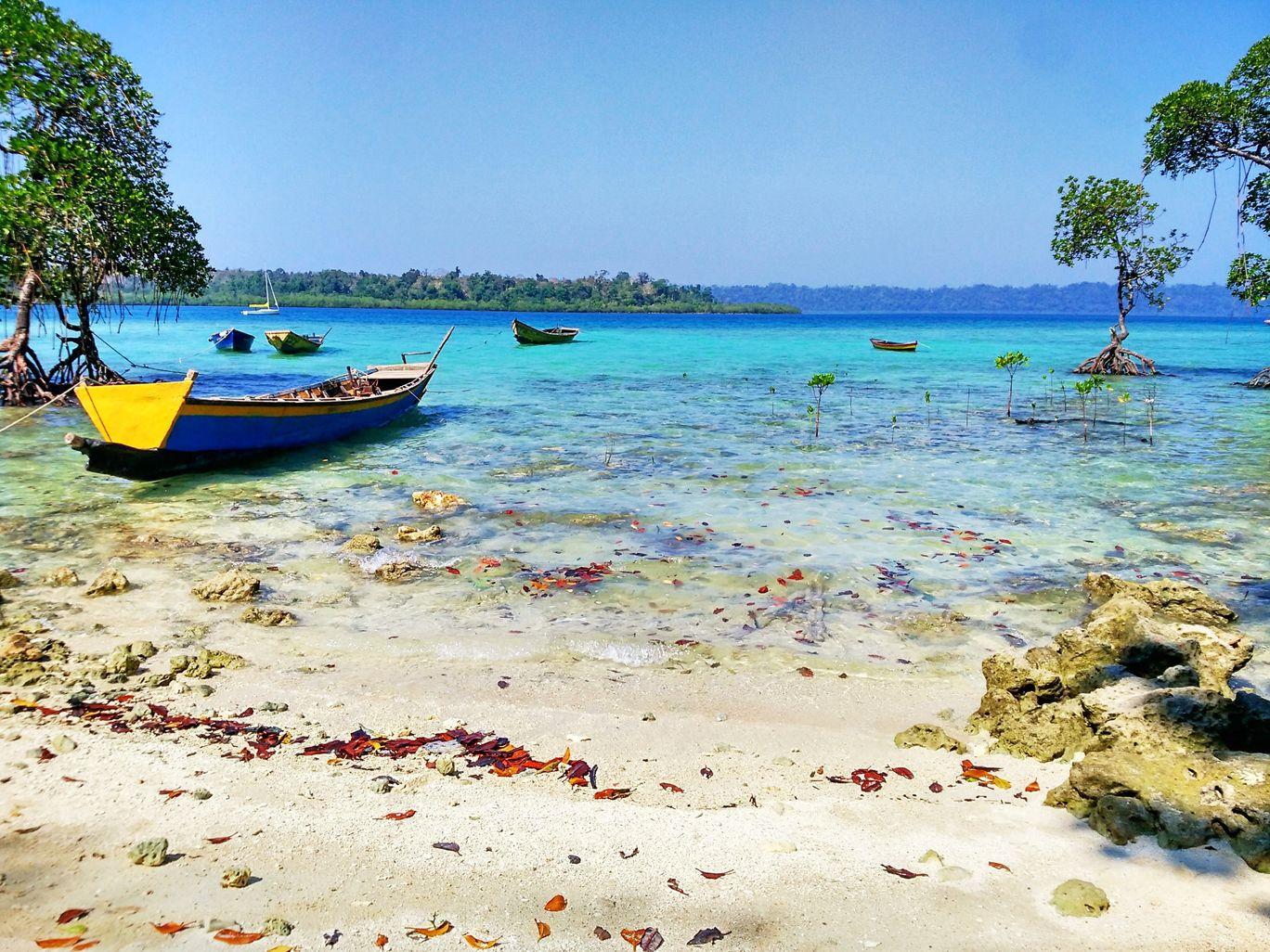 Photo of Andaman and Nicobar Islands By Deepali Sanap