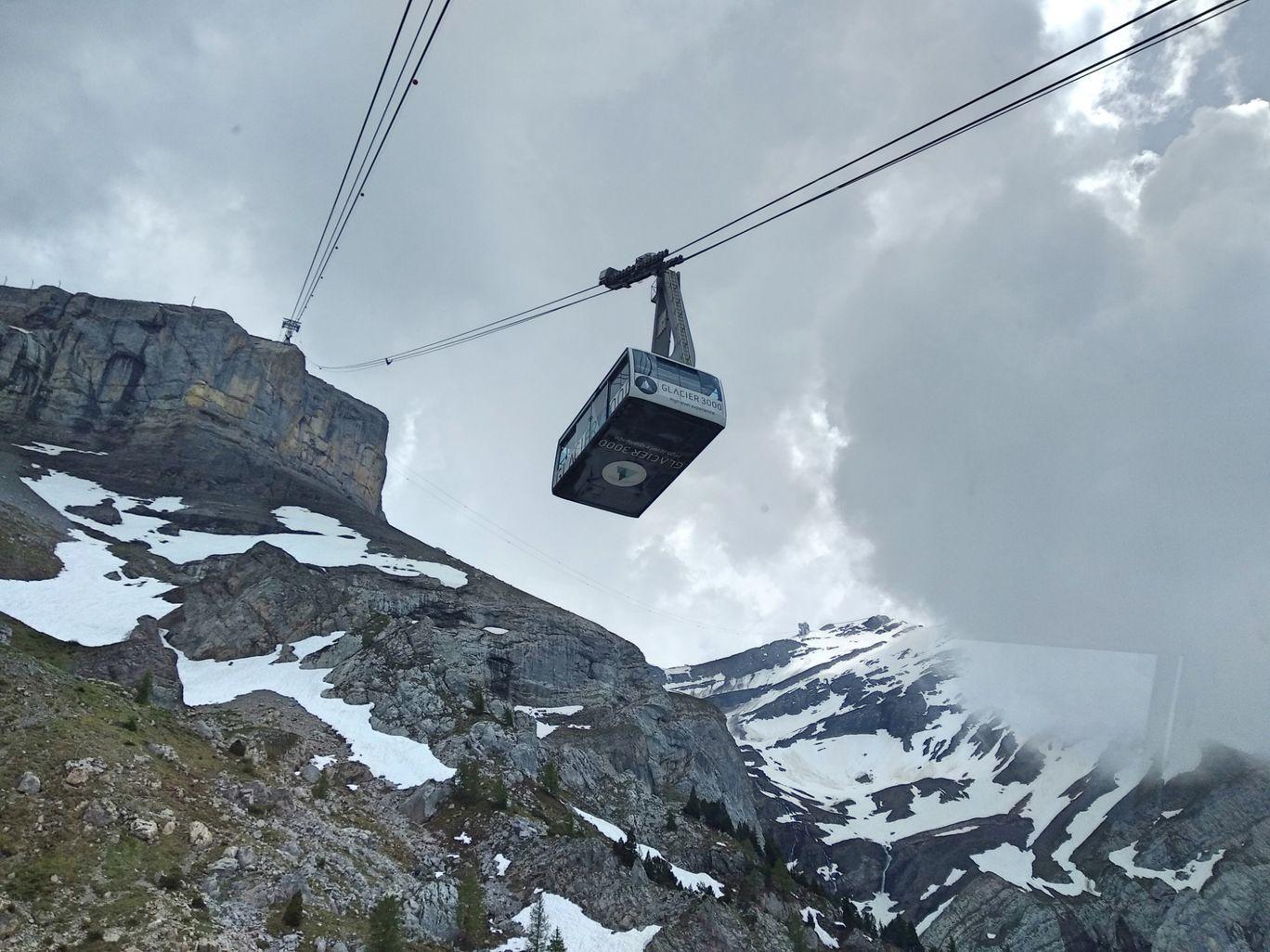 Photo of Glacier 3000 By Deepali Sanap