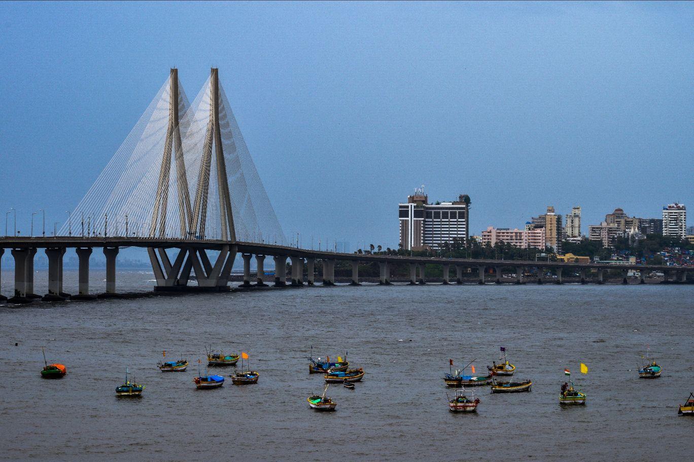 Photo of Mumbai By Leenashree