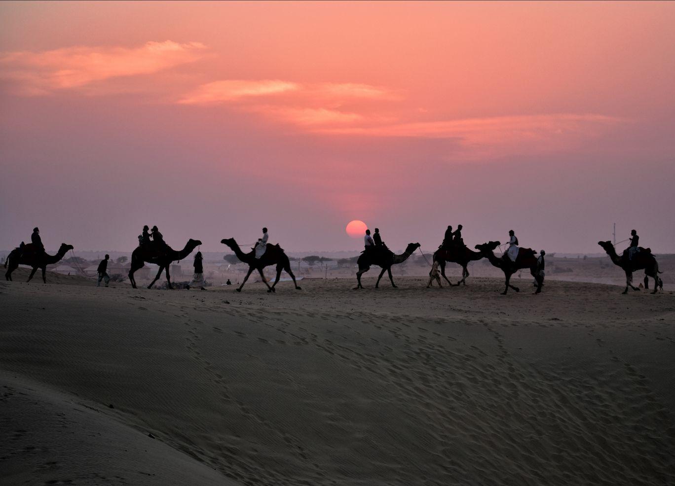 Photo of Rajasthan By Leenashree