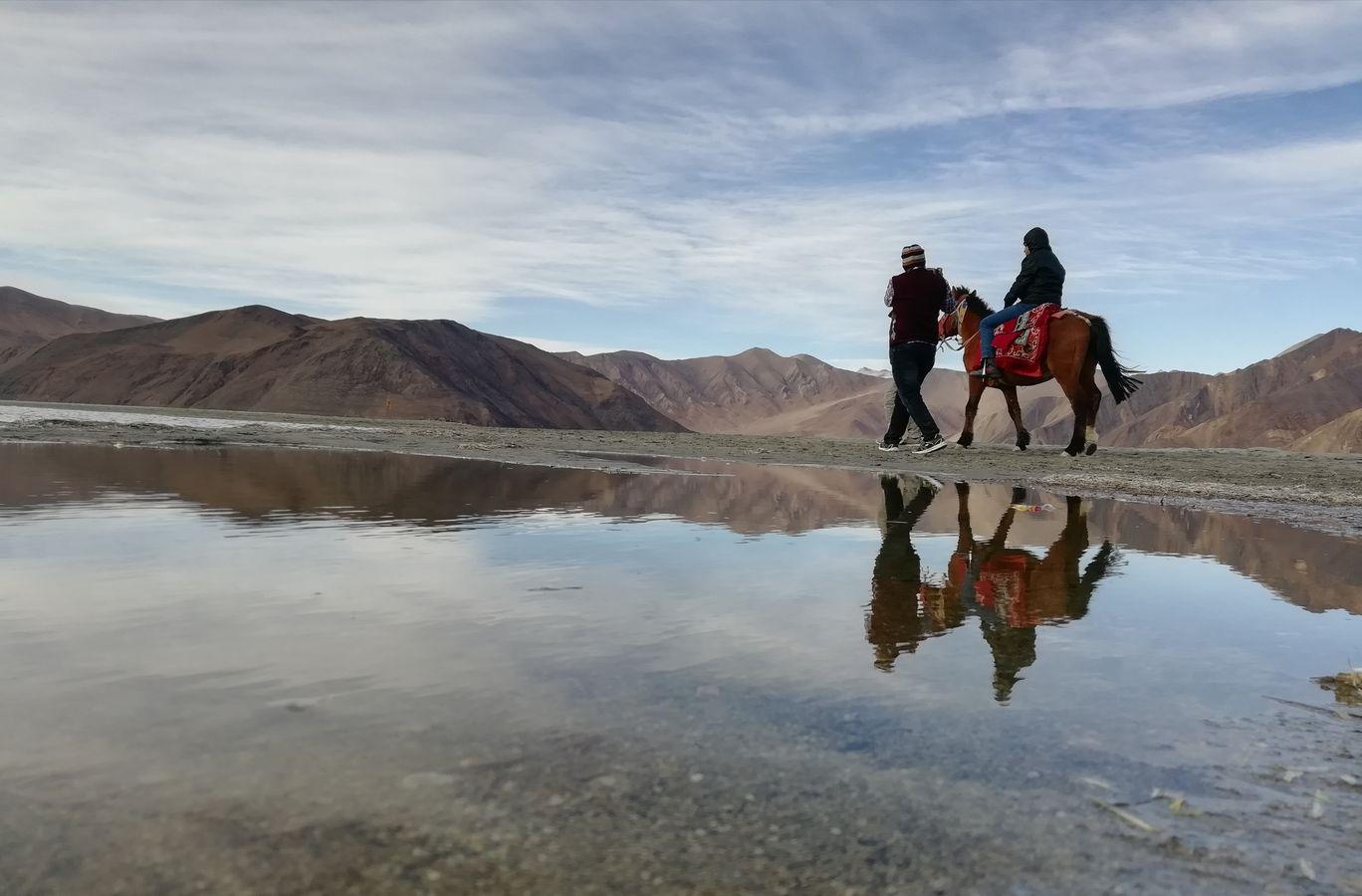 Photo of Pangong Lake By pratik pancholi
