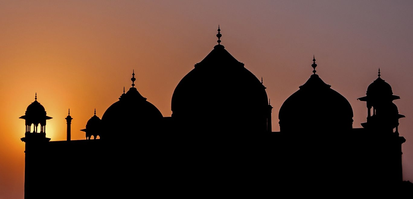 Photo of Taj Mahal By Sangeeta Rawal