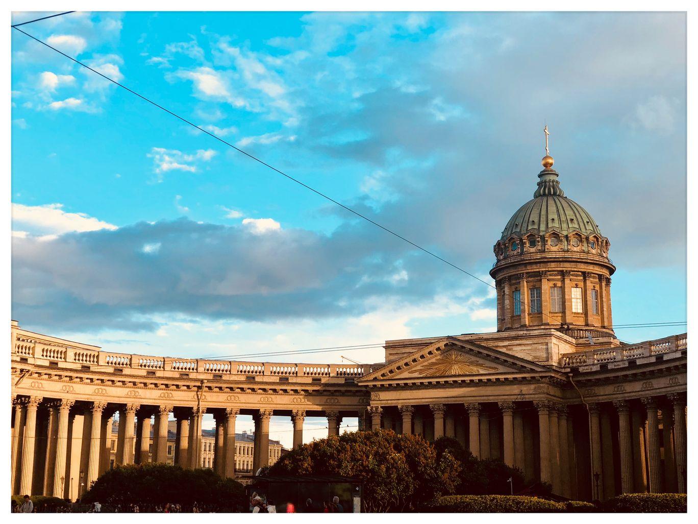 Photo of St Petersburg By Gauri Sekaria