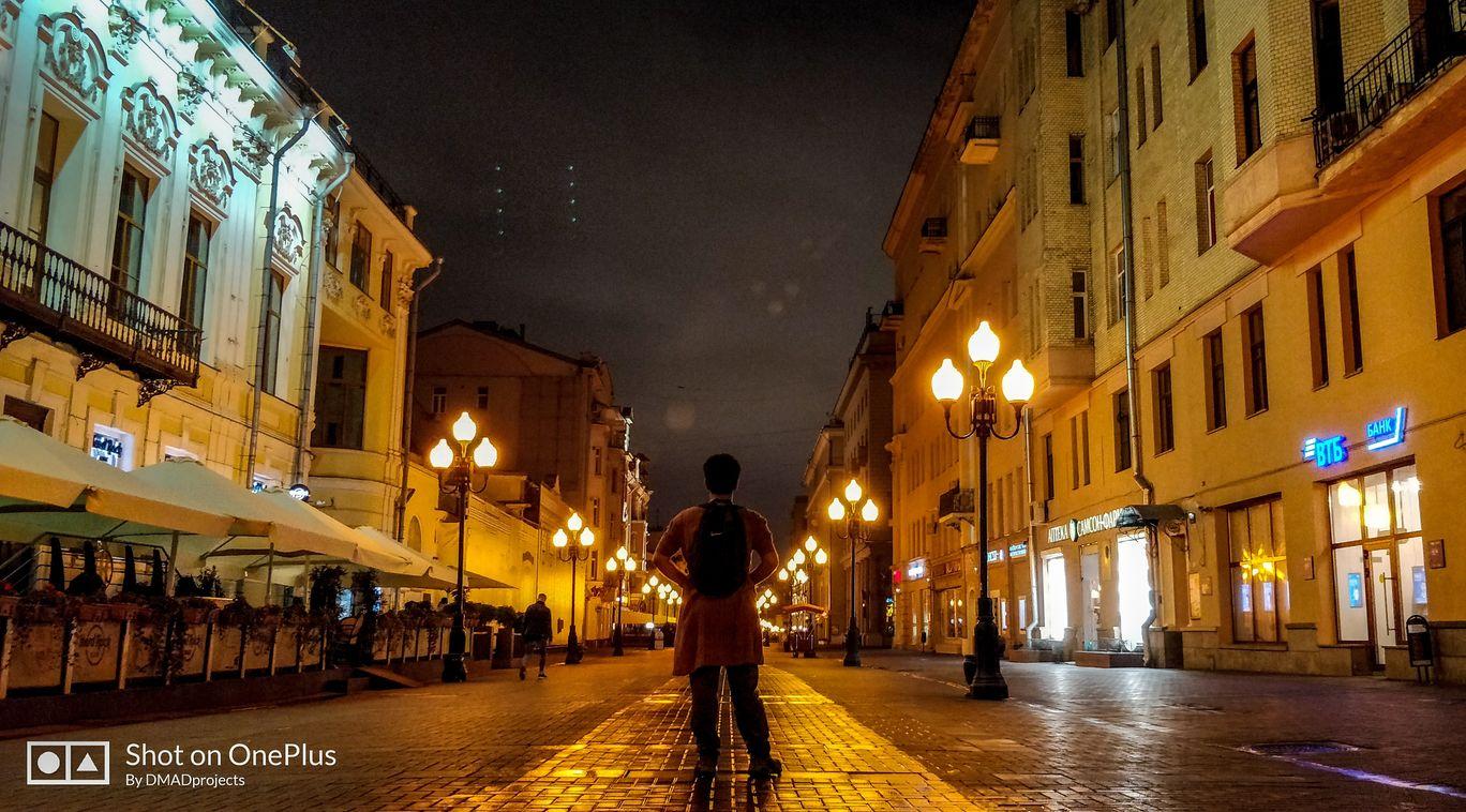 Photo of Arbat Street By Divyansh Madaan