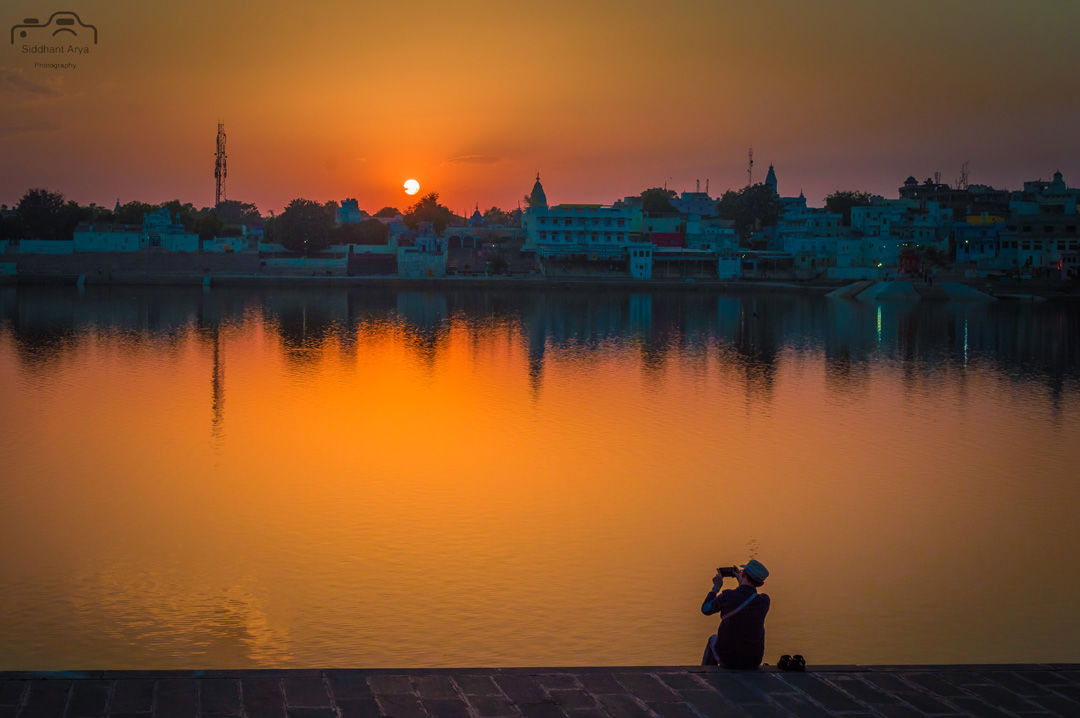 Photo of Pushkar By Siddhant Arya