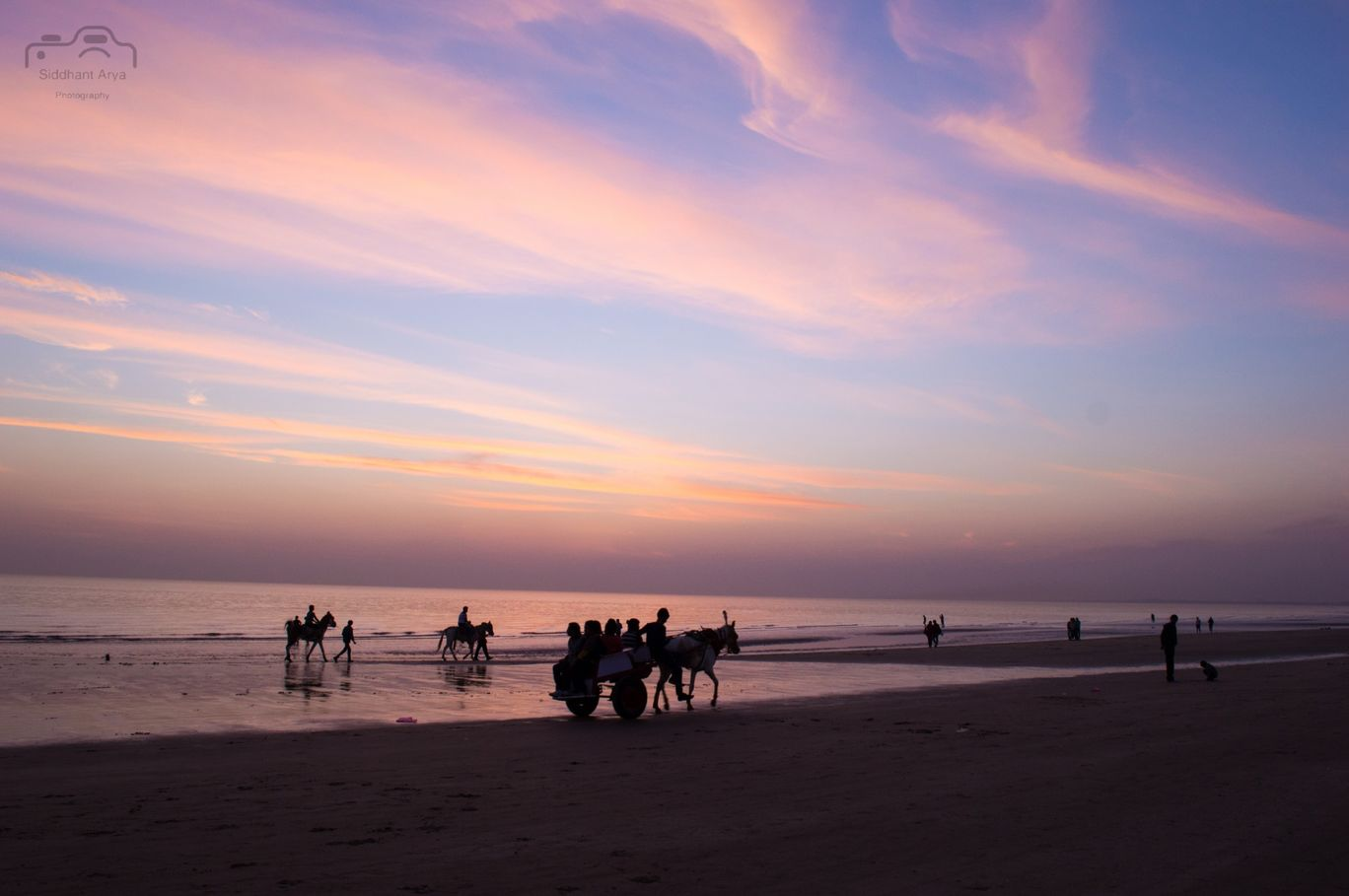 Photo of Mandvi Beach By Siddhant Arya