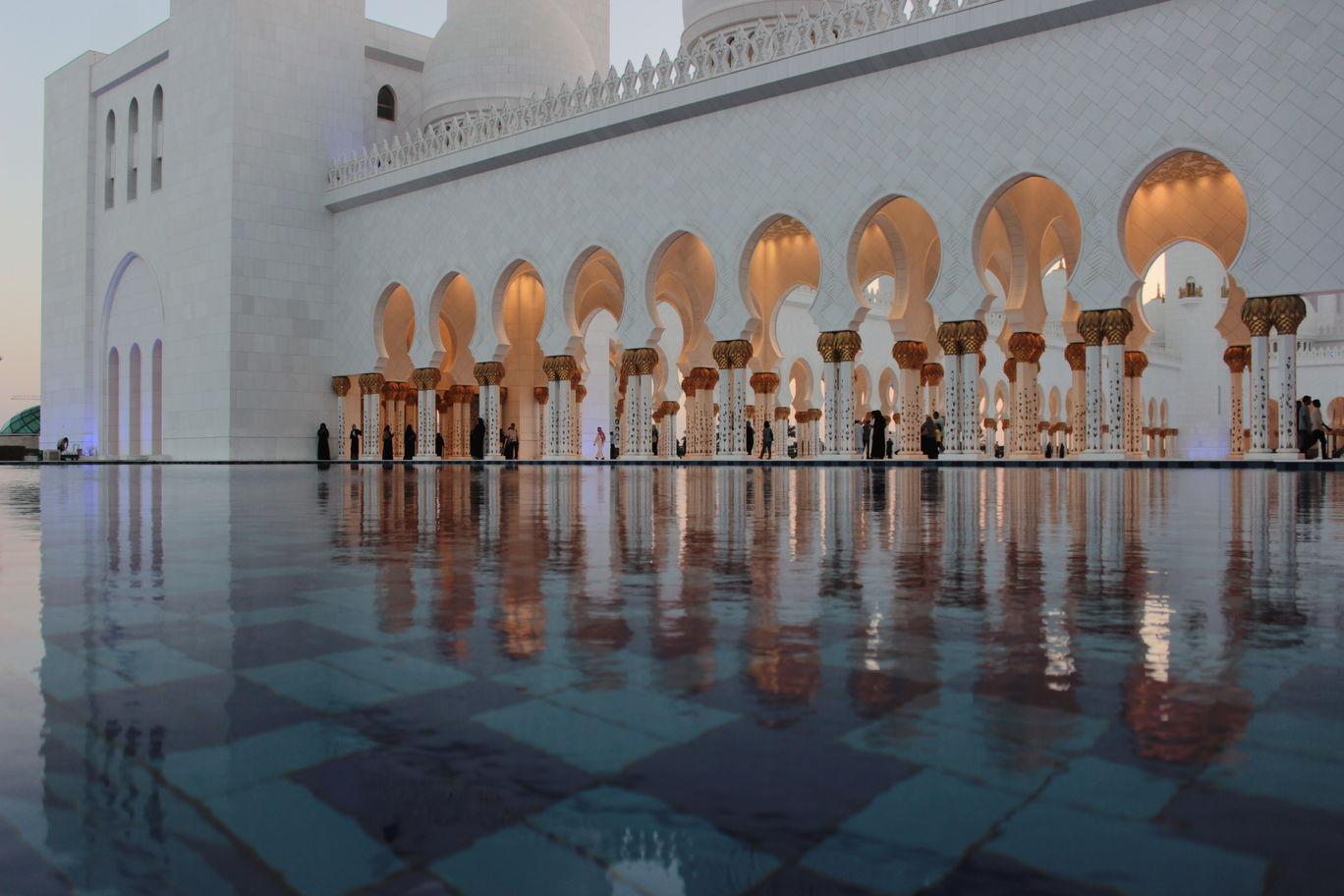 Photo of Abu Dhabi - United Arab Emirates By ANKIT SHAH