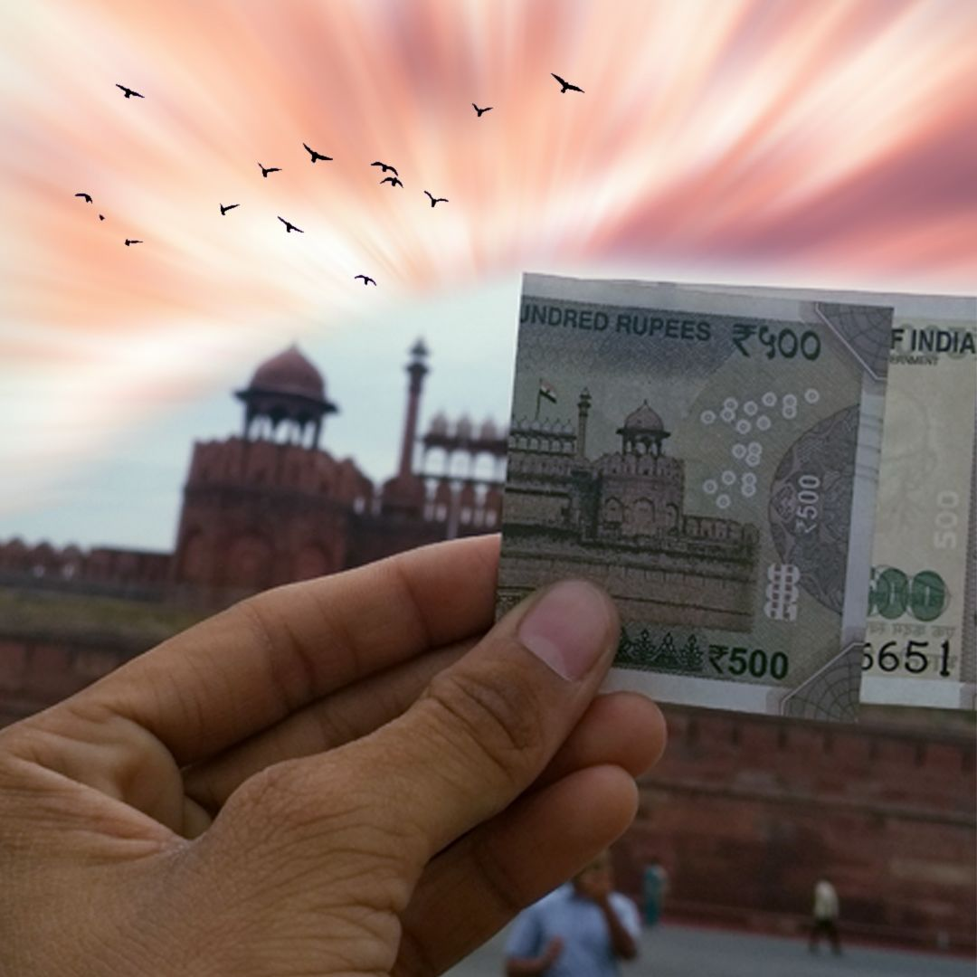 Photo of Red Fort By Afsarul haq