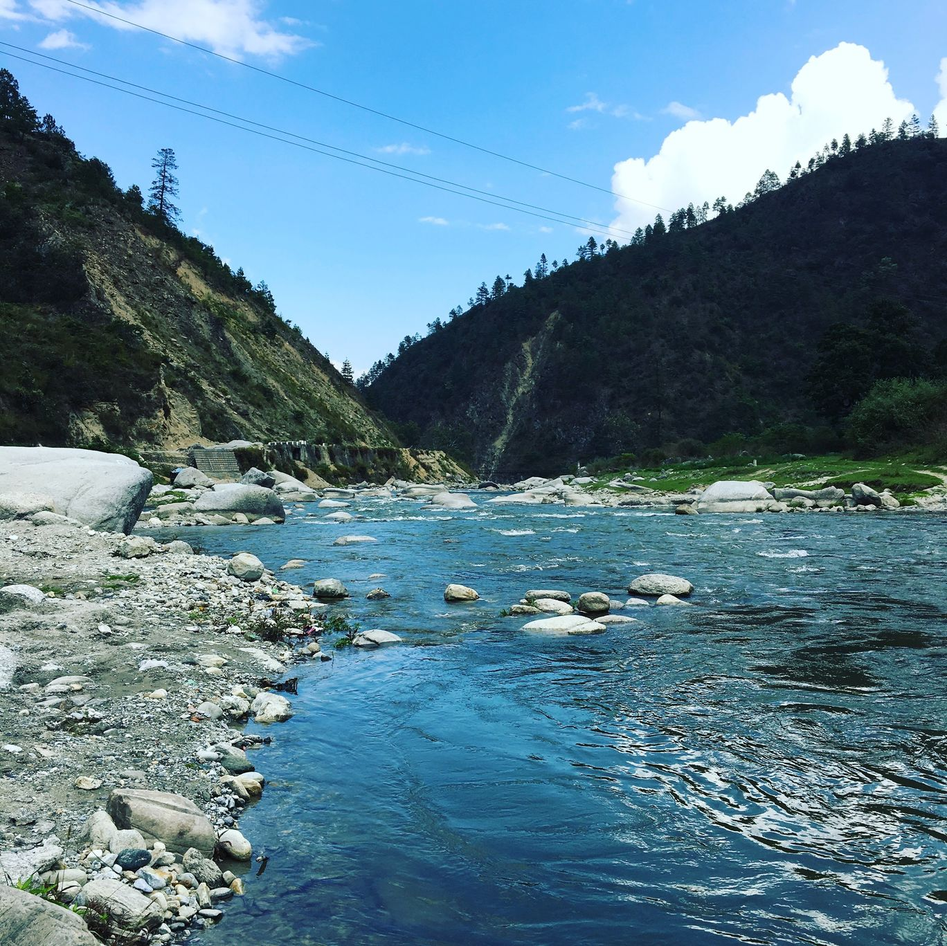 Photo of Kameng River By The Intrigued Traveller
