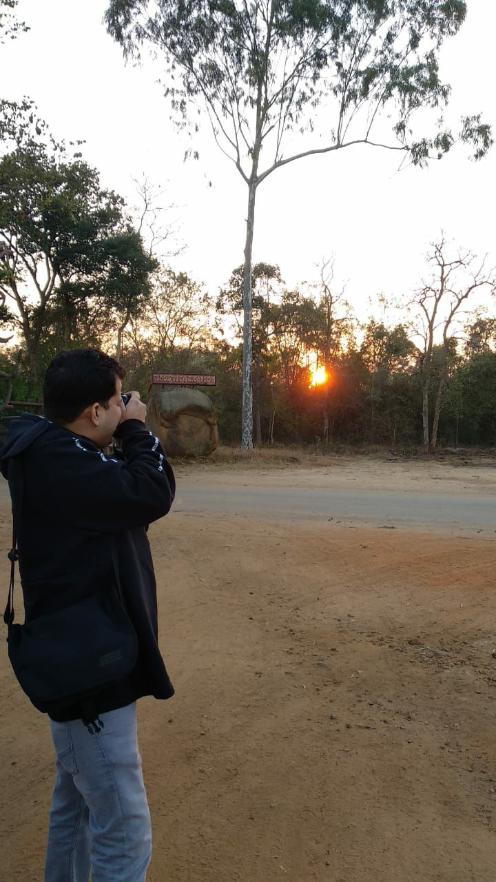 Photo of Nagarhole National Park By Sunit Thakur