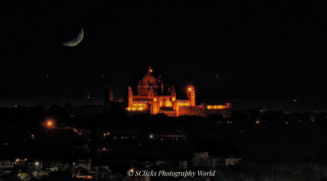 Photo of Mehrangarh Fort By Sanchit Goyal
