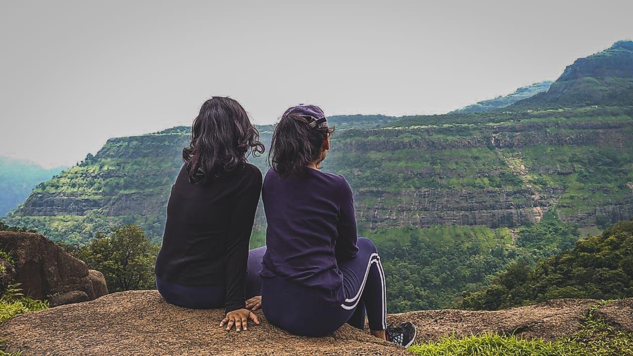 Photo of Rajmachi Point By Surabhi Tiwari