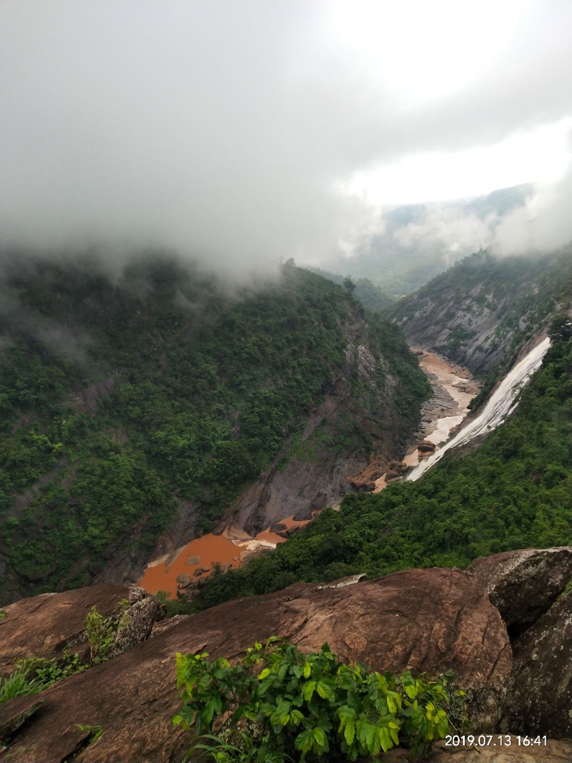 Photo of Duduma Water Fall By Saikumar Chowdary