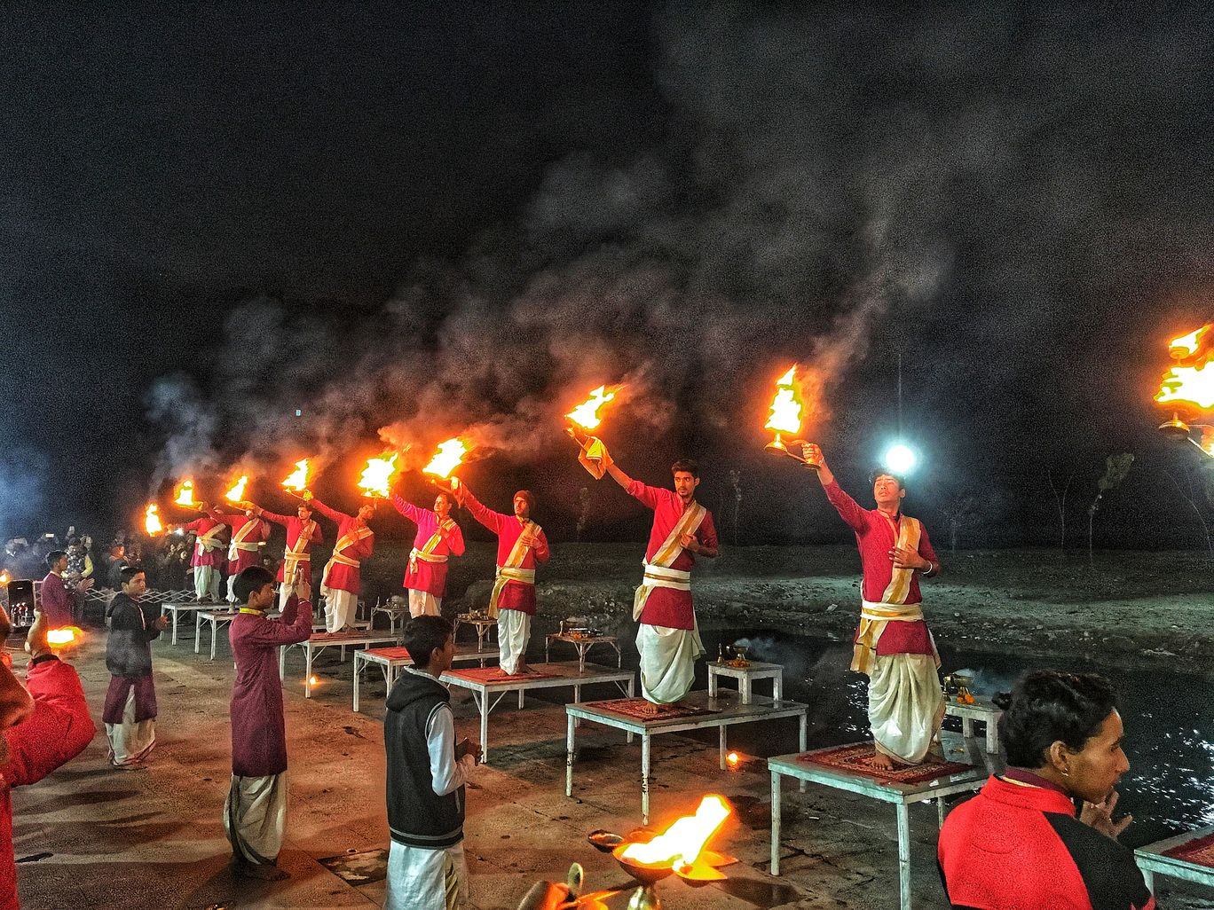 Photo of Triveni Ghat By Apoorva Appu