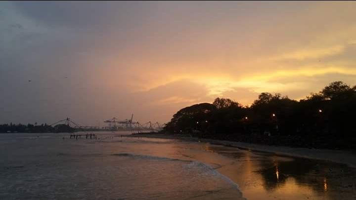 Photo of Fort Kochi Beach By Renuka Nair
