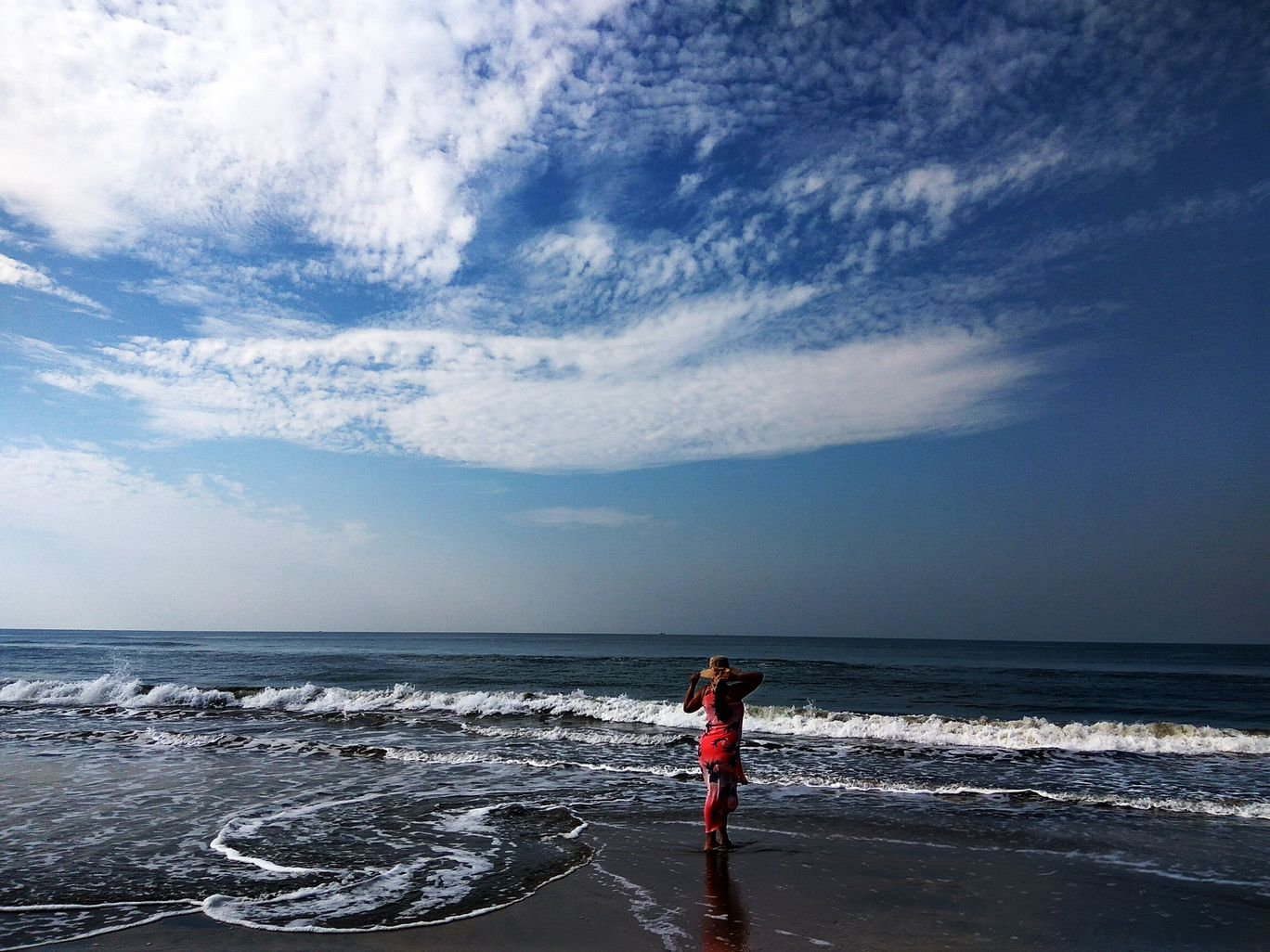 Photo of Mandrem Beach Goa By pallavi tadas