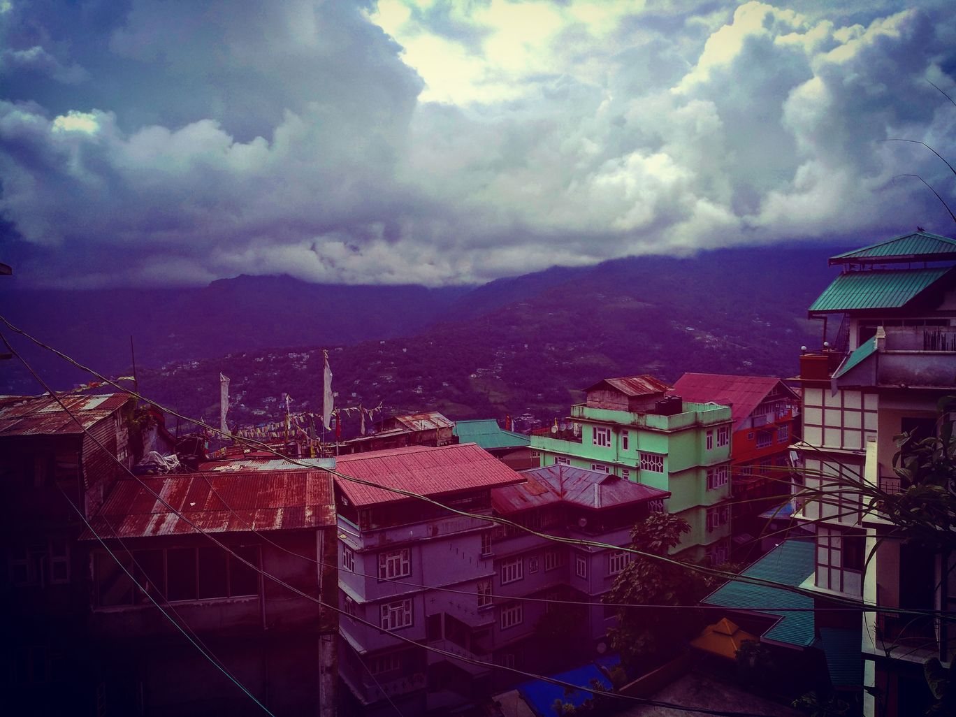 Photo of Gangtok By Dyvik Chenna