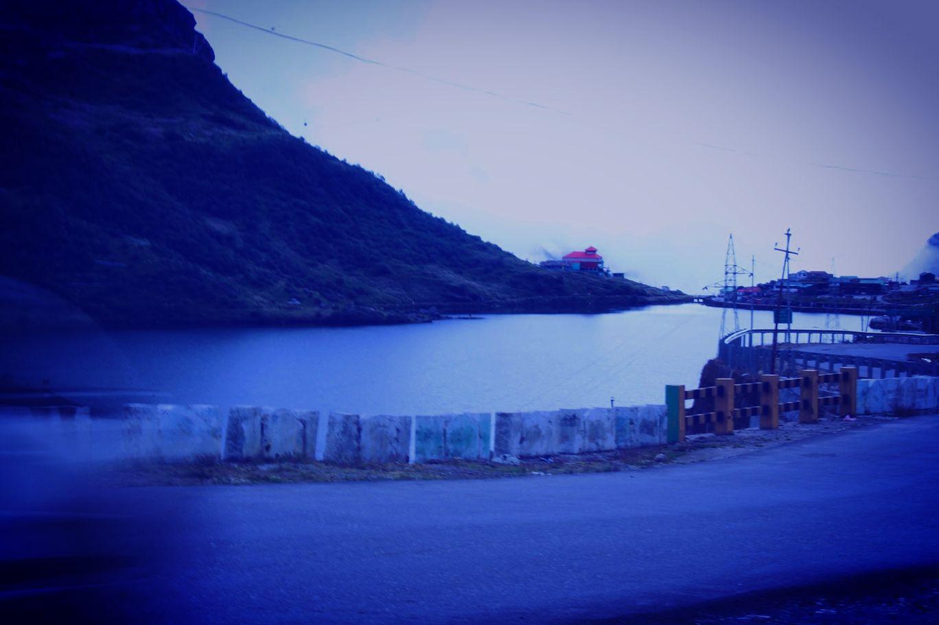 Photo of Tsomgo Lake By Dyvik Chenna
