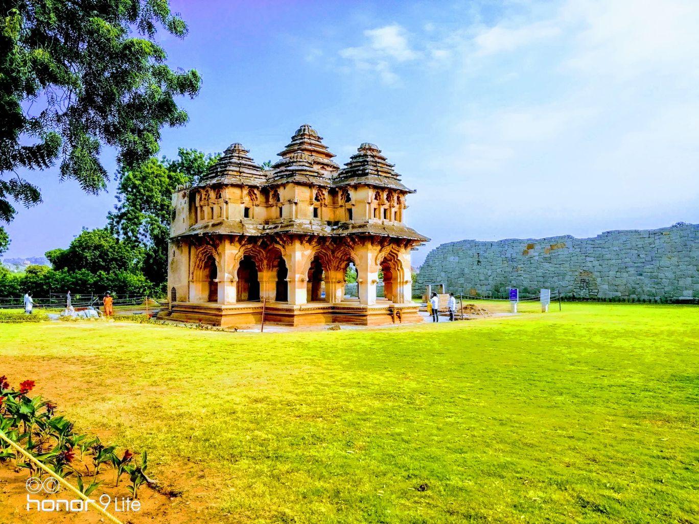 Photo of Hampi By Rajendra Karbari