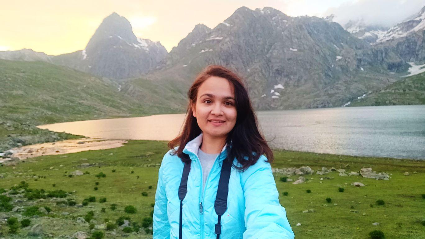 Photo of Vishansar Lake By Komal Jain