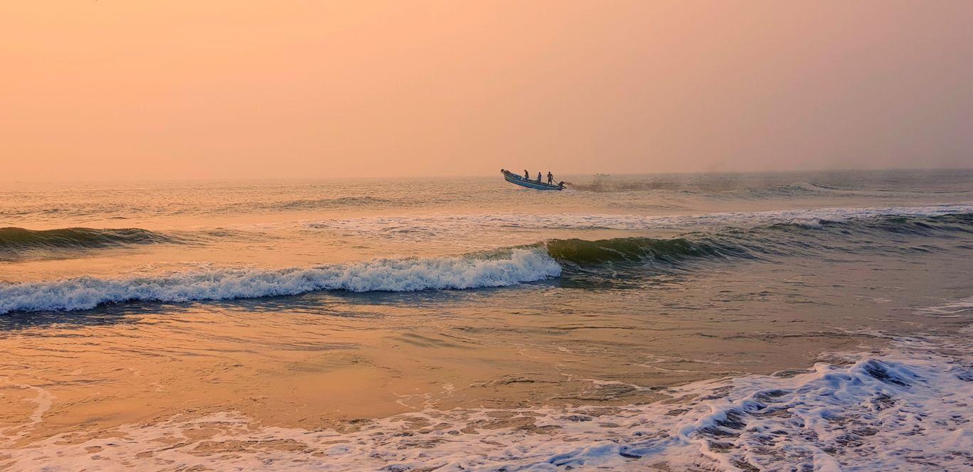 Photo of Pondicherry By Arpit Gupta