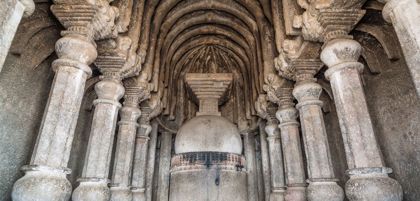 Photo of Lenyadri Buddhist Caves By Abhiman Kokate