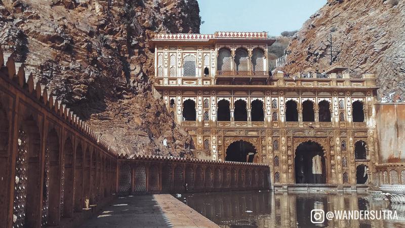 Photo of Galta Ji Temple By Ankit Sharma (wandersutra)