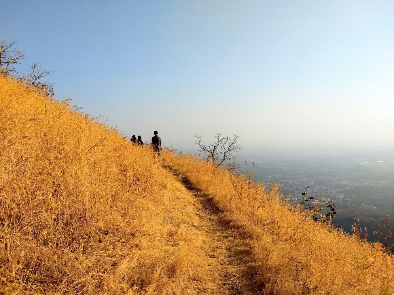 Photo of Pavagadh Hills By Arun Patel