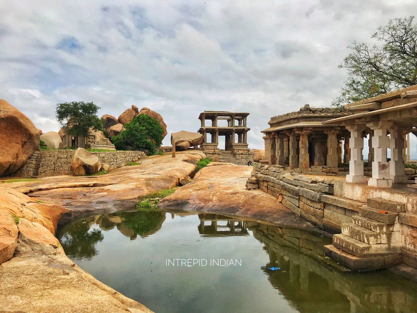 Photo of Hampi By Intrepid Indian