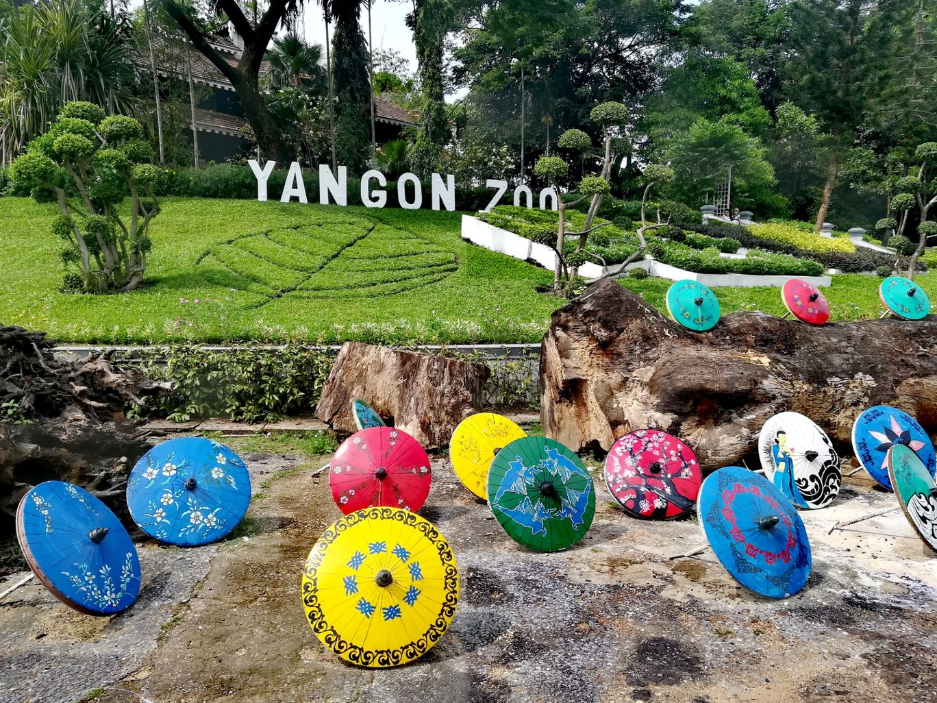 Photo of Yangon Zoological Garden By Ching Khan Nuam