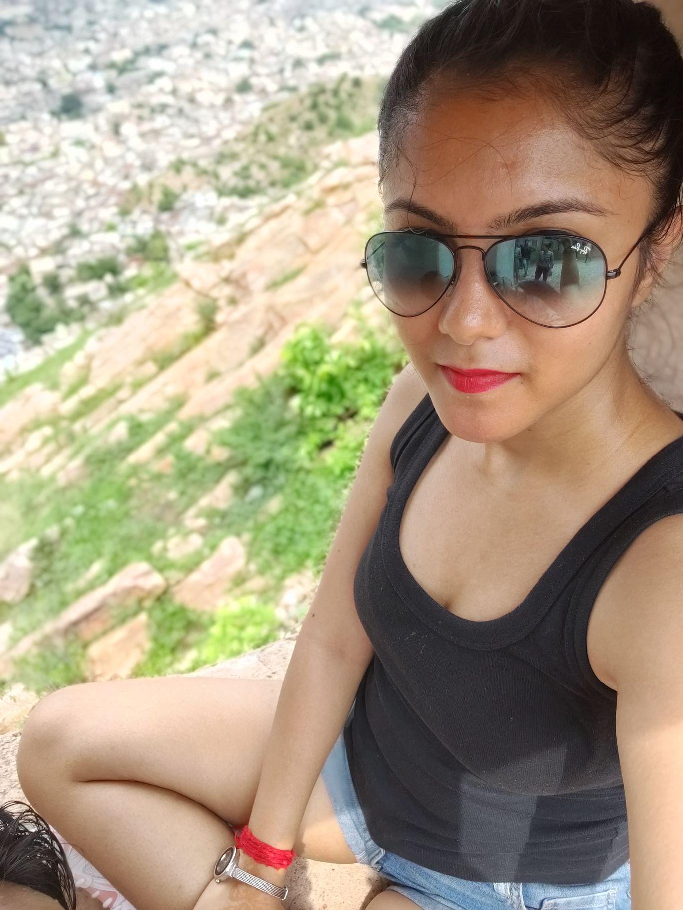 Photo of Nahargarh Fort By Arunita Choudhuri