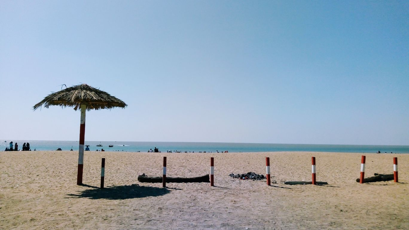 Photo of Mandvi Beach By Hardik Bhakhar