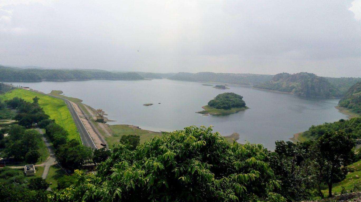 Photo of Kadana Dam By Hardik Bhakhar