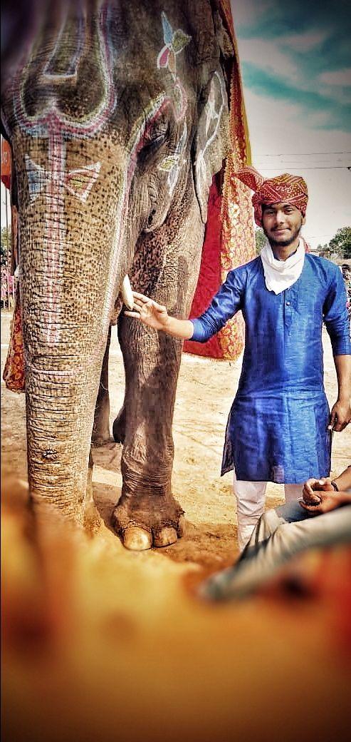 Photo of AharJi Digamber Atishay Kshetra By vicky jain umesh